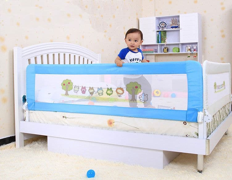 de meilleures barrières de lit pour les bébés