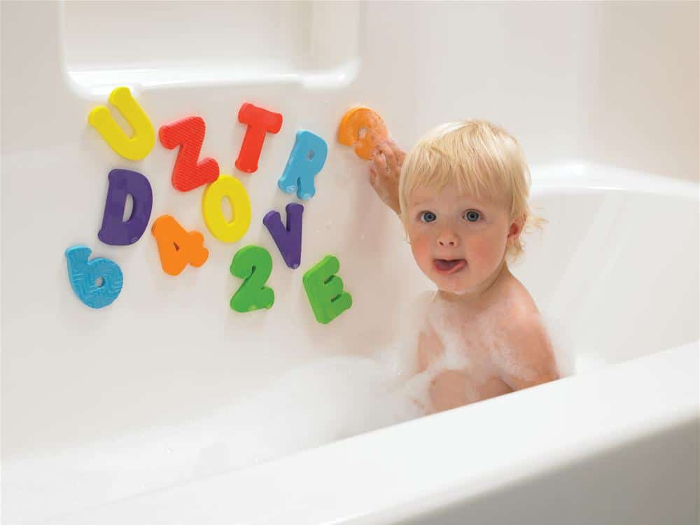 les meilleurs jeux pour baigner les bébés bon marché