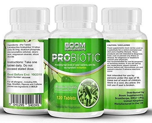 Probiotiques| 10 milliards CFU