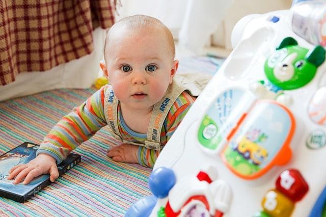 les meilleurs jouets pour les bébés de 6 mois