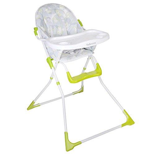 Safetots Chaise haute pliante