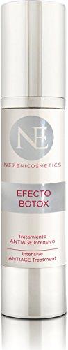 Nezeni Crème Antirides Anti-âge Traitement Intensif Anti-âge 50 ml - LOW CONSERVANTS 2 ans durée de conservation fermée
