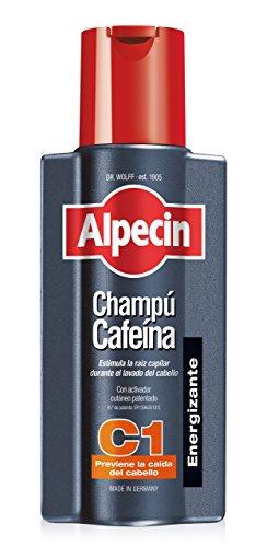 Alpecin Caféine C1 Shampooing, Shampooing Antichute - 1 x 250 ml