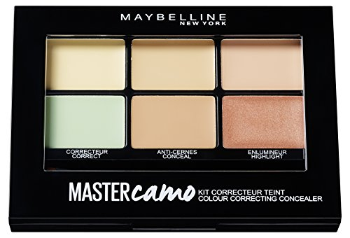 Maybelline Kit Correcteur Maître Camo