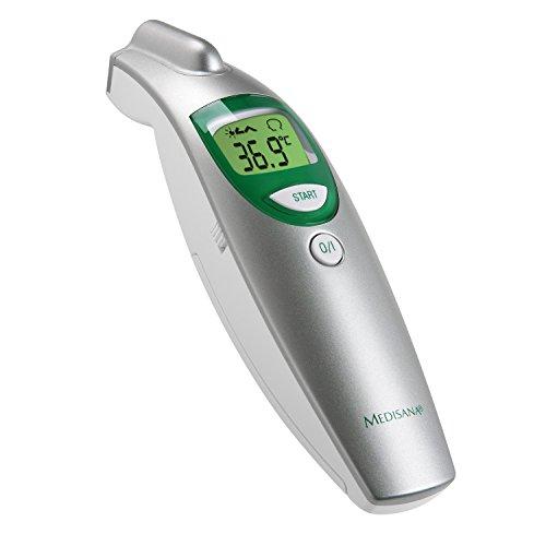 Thermomètre infrarouge FTN Medisana pour une mesure précise, mesure en 1s, mémoire....