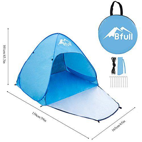 Tente Bfull pour 1 ou 2 personnes pour 1 ou 2 personnes