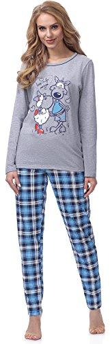 Mode Italienne IF Pyjamas Femme Emily 0223