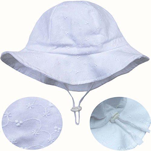 Chapeau de soleil pour bébé 50+ UPF