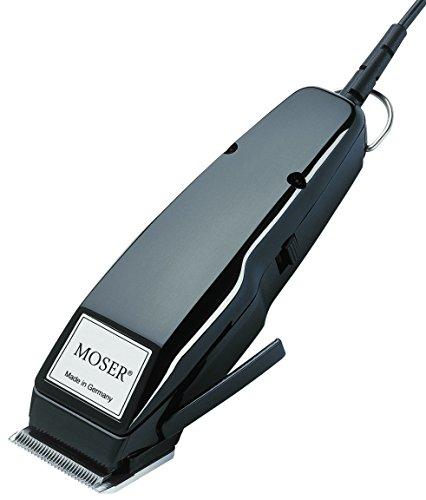 Moser 1400 - Tondeuse à poils d'animaux, ensemble coquille de palourde