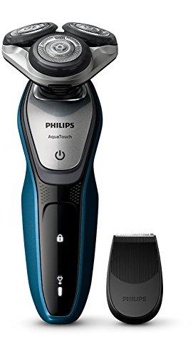 Philips AquaTouch S5420/06 - Rasoir électrique sans fil, à usage sec et humide....