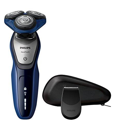 Philips AquaTouch S5600/12 - Rasoir électrique, rasoir sans fil, usage humide....