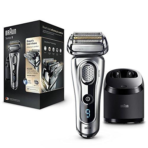 Braun Series 9 9290cc - Rasoir électrique à lames pour hommes, humide....