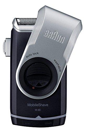 Braun MobileShave M-90 - Rasoir électrique portable