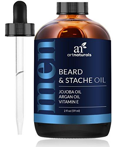 ArtNaturals Huile et Après-Shampooing Barbe - 60ml - Organic 100 Pure, Pure et....