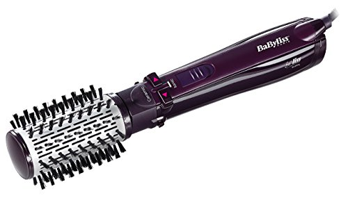 BaByliss Beliss Brushing 1000 - 1000 W brosse rotative, couleur pourpre