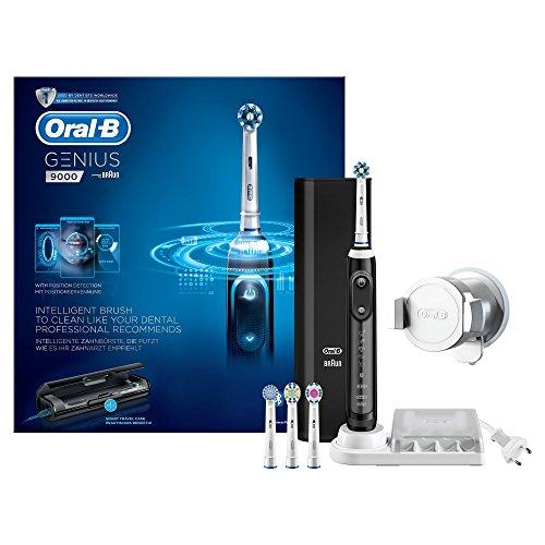Oral-B Genius 9000 - Brosse à dents électrique, SmartRing, 6 modes, Bluetooth,....