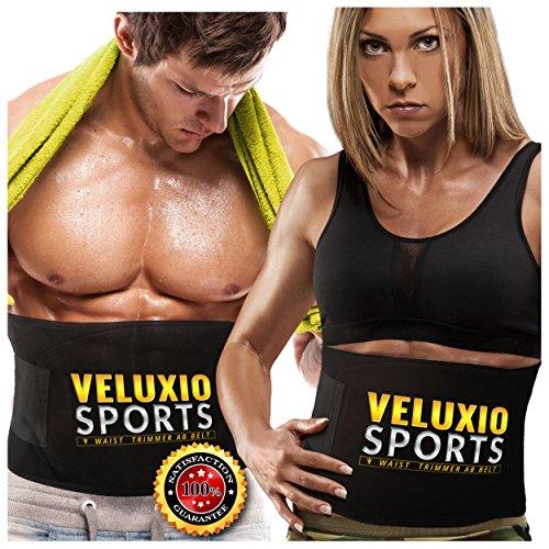 Gaine en néoprène Veluxio ajustable pour hommes et femmes