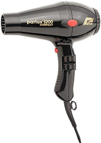 Parlux 3200 Compact - Sèche-cheveux, couleur noir