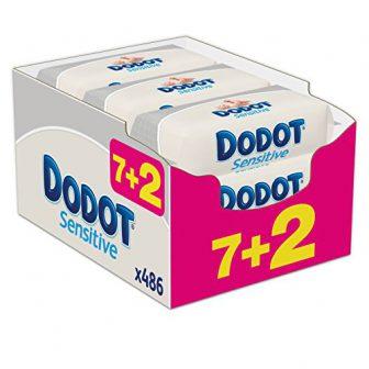 Dodot Sensitive - Lingettes