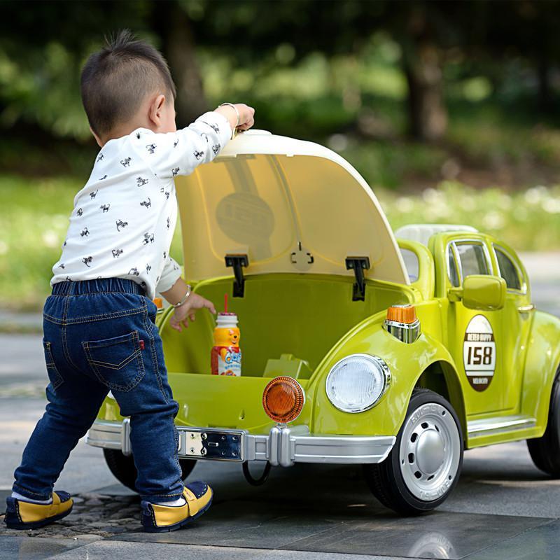 Meilleures voitures de batterie bon marché pour les enfants