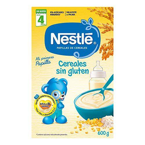 Nestlé - Bouillie de céréales sans gluten à partir de 4 mois 600 g