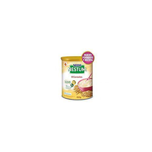 Nestlé - Nestum Expert Babyfood 8 Céréales Nestlé 6m+ 600 gr