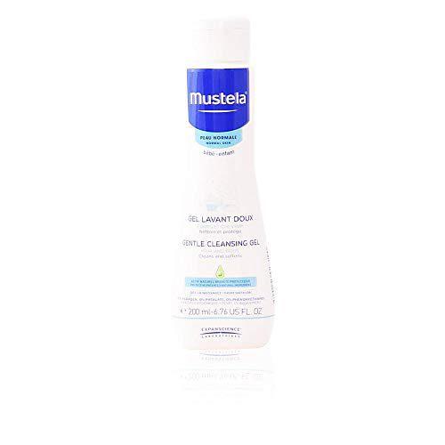 Mustela 350410502828190 gel douche pour bébés - gel douche pour bébés (peau normale, 200 ml, 1 pièce(s))