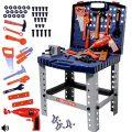 deAO Convertible Tool Case / Atelier de pliage - Comprend des outils, des accessoires.....