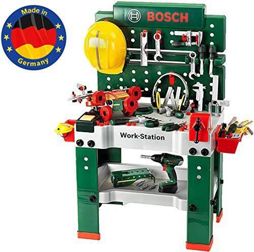 Theo Klein-8485 Bosch Workbench no. 1, Jouet, THEOK 8485