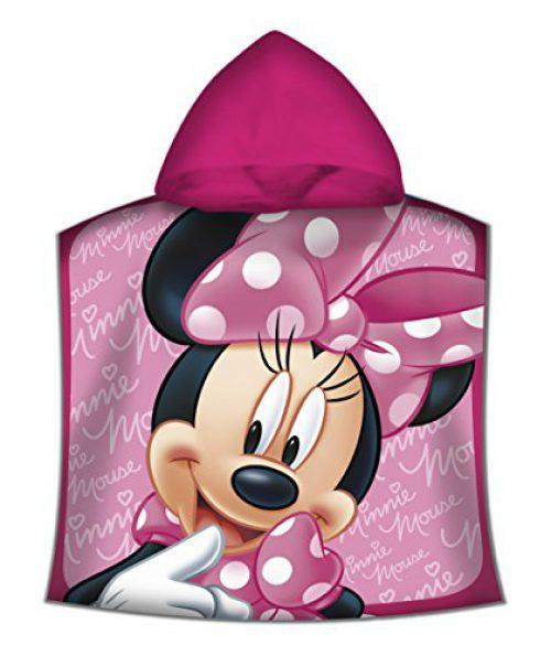 Serviette de bain Poncho Minnie