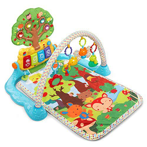 VTech- Mantita Friends in the Manta Park for Children's Play and Gym to Discover Songs, Melodies and Sound Effects of the...