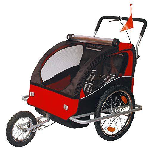 Remorque pour vélo d'enfant
