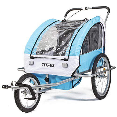 Fitfiu - BITRB Remorque à vélo