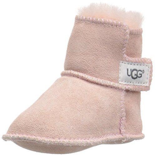 Ugg Australia, Erin, Chaussures Unisexe pour bébés, Rose, S