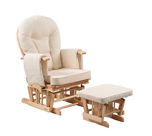 Chaise berçante de maternité Sereno Nursing Glider