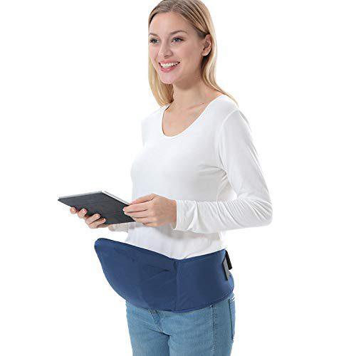 Porte-bébé 3H aux hanches 130CM Ceinture de sécurité pour nouveau-né BC30,Bleu